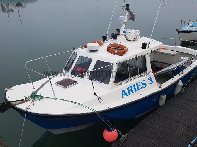 Photo of Charter Boat Aries 3